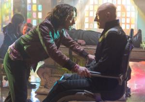 Patrick Stewart teases Professor Xavier's role in the next 'Wolverine' movie