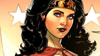 Exclusive: The claws come out in WONDER WOMAN '77 #7