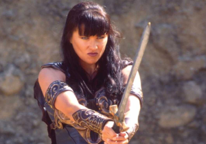 That 'Xena' reboot is still in the works, whether Xena knew it or not