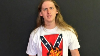 This Rapper Went On A Facebook Rant Defending The Confederate Flag
