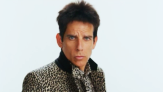 Watch The 'Zoolander 2' Teaser Trailer Ponder The Questions Of Our Existence