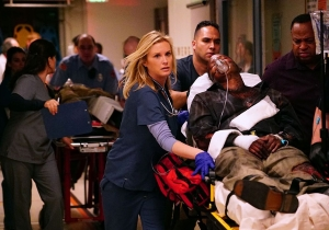 Review: CBS' 'Code Black' is okay medicine for hospital drama addicts