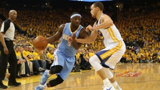 Ty Lawson Says Steph Curry Was 'Chillin On Defense' During The Western Conference Finals