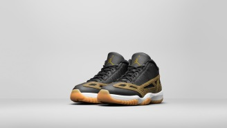 Legendary Designer Tinker Hatfield Explains The Story Of The Air Jordan XI Low IE