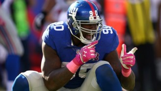 We Finally Have A Close-Up Of Jason Pierre-Paul's Hand, And It Looks Mangled