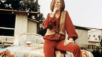 Janis Joplin's Iconic Psychedelic Porsche Is Going Up For Auction