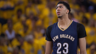 Anthony Davis Bought A Pet Monkey After Inking His $145 Million Contract Extension