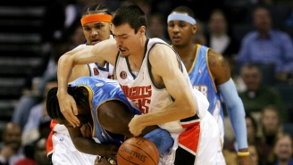 Jared Dudley Had Some Amazing Things To Say About Adam Morrison's Personal Hygiene
