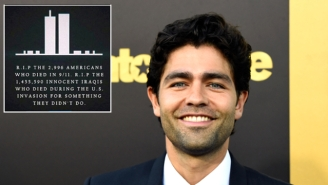 Adrian Grenier Made An Unpleasant 9/11 Tweet, And Twitter Was Not Happy