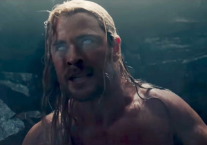 Thor possessed by Demon of Infinity Stone Exposition in 'Age of Ultron' deleted scene