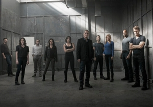 Review: 'Agents of SHIELD' changes direction (again) for season 3