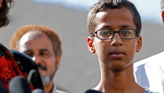 Ahmed Mohamed Is Being Accused Of Not Building The Clock That Got Him In Trouble