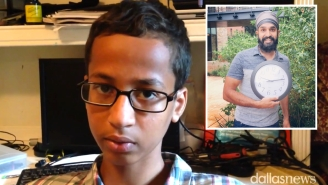 The Internet's Best #IStandWithAhmed Reactions After Ahmed Mohamed's Clock Arrest