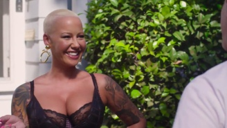 Amber Rose Is Organizing A 'Slut Walk' And Made A Sketch About It (The Adult Film Minute)