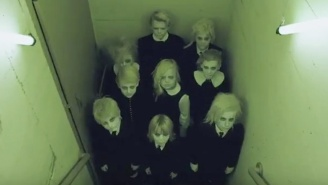 New 'American Horror Story: Hotel' Teasers Featuring Creepy Children? Yes Please!