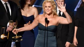 Did Amy Schumer Just Reveal When 'Inside Amy Schumer' Will End?