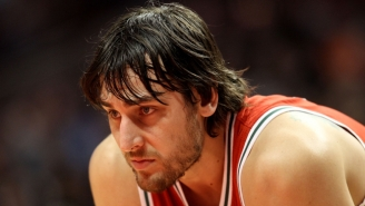 Here's The Hysterical Way Andrew Bogut Got Hazed Upon Entering The NBA