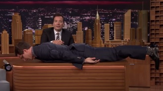 Andy Samberg Finally Joined Twitter And Is Hell-Bent On Bringing Back Planking