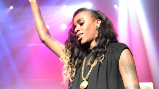 You Can Download Angel Haze's New Album 'Back To The Woods' Right Now