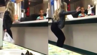 This Angry Kabob Customer Treated Employees Like Dirt, Received Comeuppance