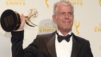 More Details Emerge About Anthony Bourdain's Gigantic Food Market And It Sounds Amazing