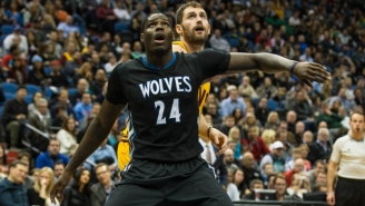 The Minnesota Timberwolves Have Officially Waived Anthony Bennett