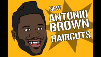 Presenting 14 New Ideas For Antonio Brown's Next Wild Haircut