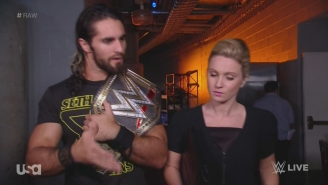 The Identity Of Ashley From Human Resources On WWE Raw Will Shock You