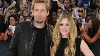 Avril Lavigne And Chad Kroeger Are Separating, In Further Proof That Love Is A Sham