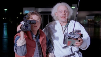 The Trailer For The New 'Back To The Future' Documentary Takes Us On A Heartfelt Trip 'Back In Time'