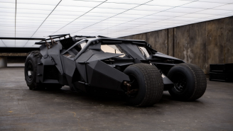 This Woman Is Selling Her Cheating Ex-Boyfriend's 'Batmobile' On Craigslist