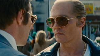 'Black Mass' Is Definitely A Hollywood Film About Whitey Bulger