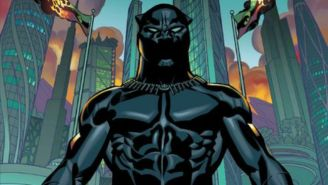 'Black Panther' Has The Best-Selling Comic Book Of The Year So Far