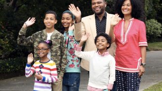The 'Black-ish' Premiere Joined A Tradition Of Shows That Grappled With 'The N-Word'