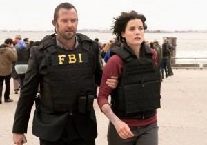 'Blindspot' creator clarifies that shocker at the end of tonight's pilot episode