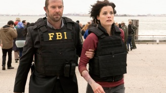 'Blindspot' creator clarifies that shocker at the end of tonight's pilot episode