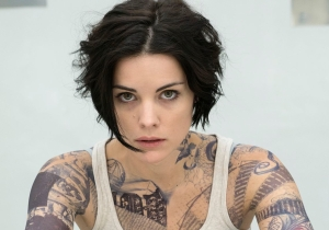 What did everybody think of NBC's naked tattooed amnesia lady show 'Blindspot'?