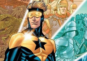A Booster Gold And Blue Beetle 'Superhero Buddy Cop Movie' Is Coming From Two Familiar Names