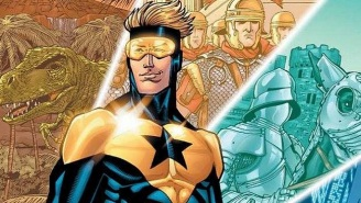 'Booster Gold' Movie May Be In The Works From 'Thor' Writer (UPDATE: Confirmed)