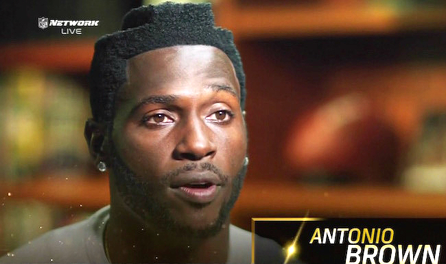 What The Heck Is Going On With Antonio Brown S New Haircut