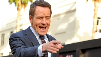 Bryan Cranston Is Fully Unrecognizable In Costume As Lyndon B. Johnson