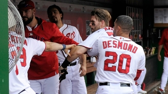 The Nationals Came Down Hard On Jonathan Papelbon For Attacking Bryce Harper