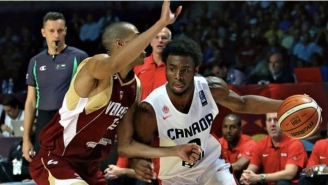 Venezuela Defeats Canada At The FIBA Americas Games To Spoil Their Olympic Bid