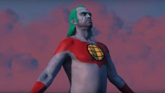 'Captain Planet' Is A Lot More Honest Re-Enacted In 'Grand Theft Auto V'