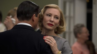 'Carol' Proves Cate Blanchett Is The Movie Star We Deserve
