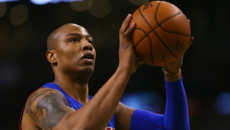 Caron Butler Is Ashamed Of His Very Real Addiction To Mountain Dew