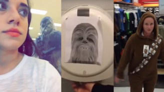 Star Wars toys have reinvented Chewbacca's internet fame