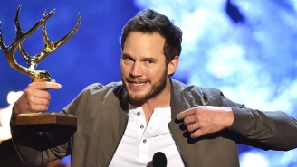 Chris Pratt's Labor Day Weekend Included This Touching Tribute To Fatherly Tasks