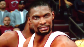 'NBA 2K16' Is So Incredibly Detailed That It Even Features Chris Bosh Videobombs