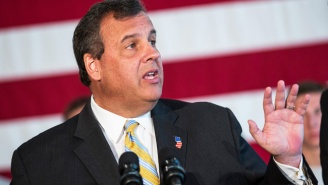 Chris Christie Says He Might 'Go Nuclear' If He Gets Ignored In The Next GOP Debate